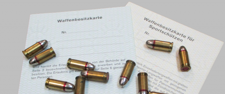 Waffengesetz