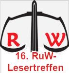 16. RuW- Lesertreffen